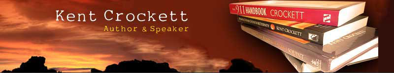 Kent Crockett, Author & Speaker